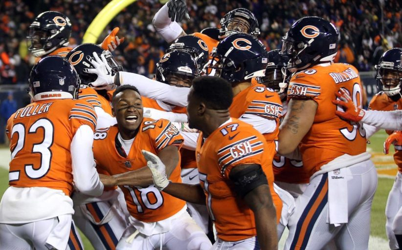 [NFL] Week 11: Questo treno non si ferma! (Minnesota Vikings vs Chicago Bears 20-25)