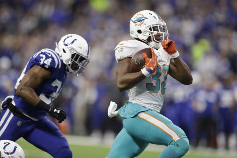 Kenyan Drake Dolphins Colts