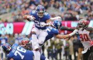 [NFL] Week 11: I giganti affossano i bucanieri (Tampa Bay Buccaneers vs New York Giants 35-38)