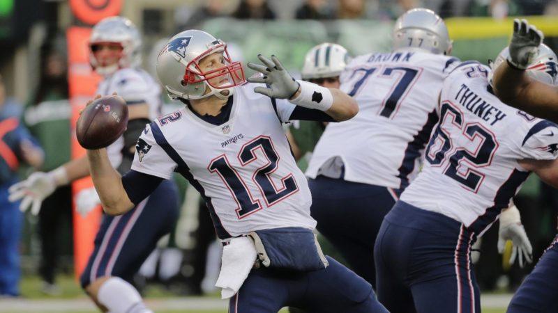 Tom Brady Patriots Jets super bowl