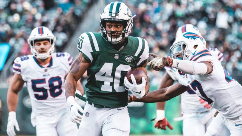 Trenton Cannon Jets Bills
