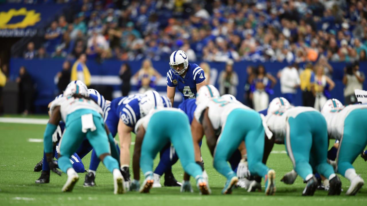 [NFL] Week 12: Vinatieri allo scadere (Miami Dolphins vs Indianapolis Colts 24-27)