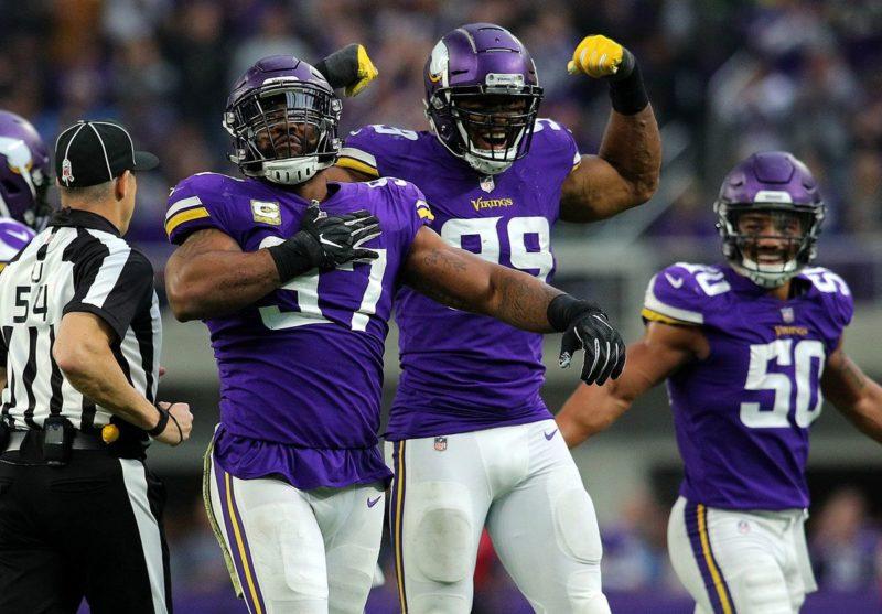 Detroit Lions v Minnesota Vikings