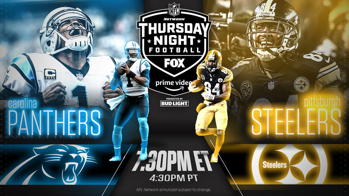 [NFL] Week 10: Qualche informazione su Carolina Panthers vs Pittsburgh Steelers