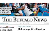 [NFL] Le prime pagine dei giornali di week 9