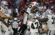 Uno sguardo al 2018: Oakland Raiders