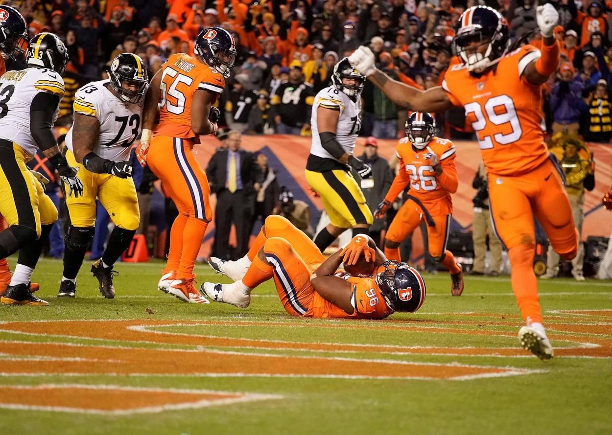 [NFL] Week 12: Speranze playoff (Pittsburgh Steelers vs Denver Broncos 17-24)