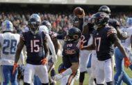 [NFL] Week 10: Monster game (Detroit Lions vs Chicago Bears 22-34)