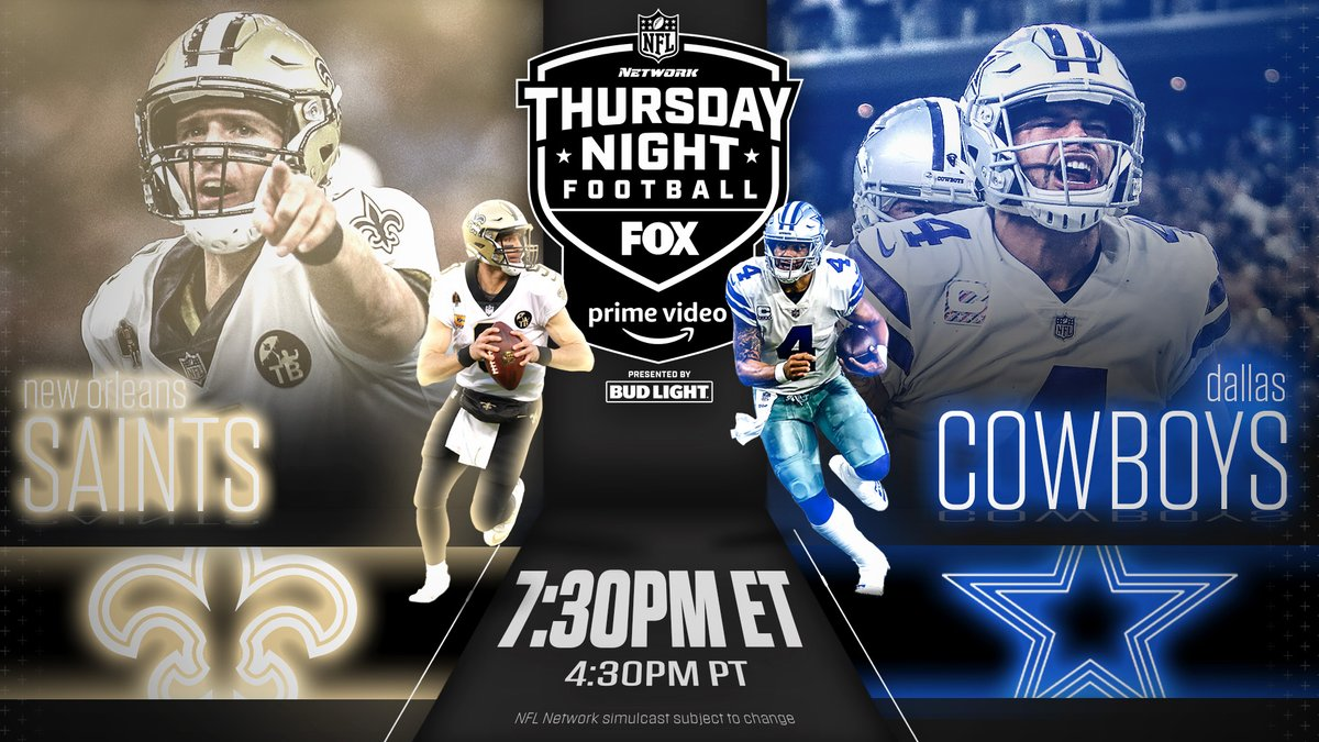 [NFL] Week 13: Qualche informazione su New Orleans Saints vs Dallas Cowboys
