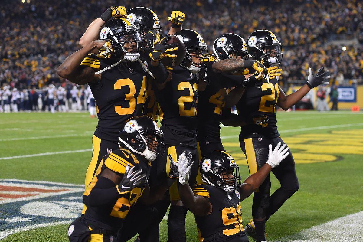 Uno sguardo al 2018: Pittsburgh Steelers