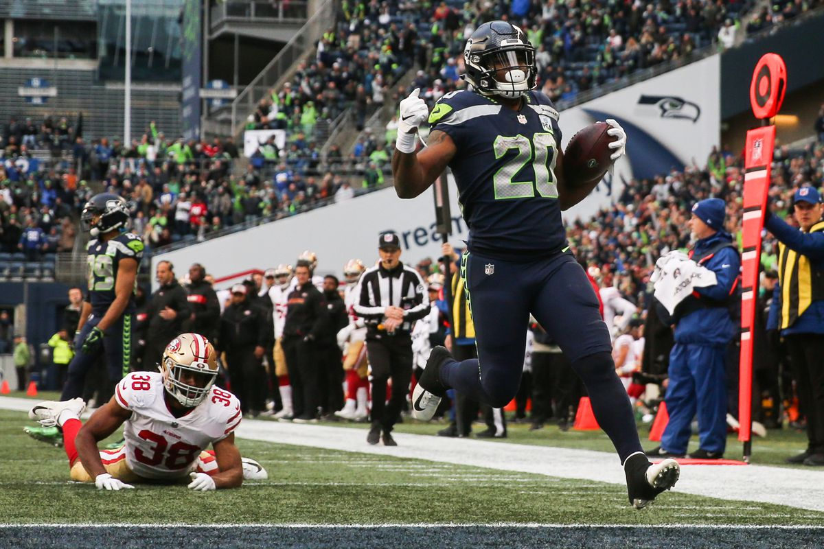 [NFL] Week 13: Facile vittoria (San Francisco 49ers vs Seattle Seahawks 16-43)