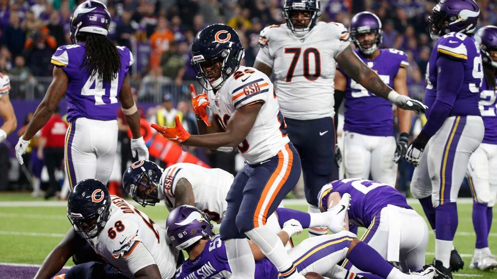 bears vikings coehn