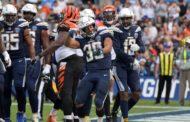 [NFL] Week 14: Guerra a colpi di running back (Cincinnati Bengals vs Los Angeles Chargers 21-26)