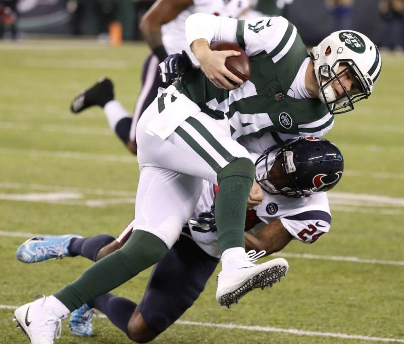 darnold jets texans