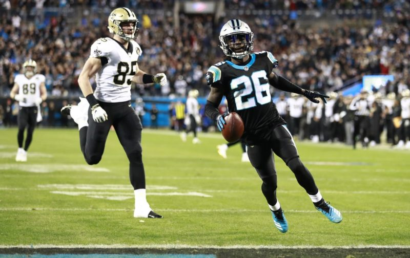 donte jackson panthers saints