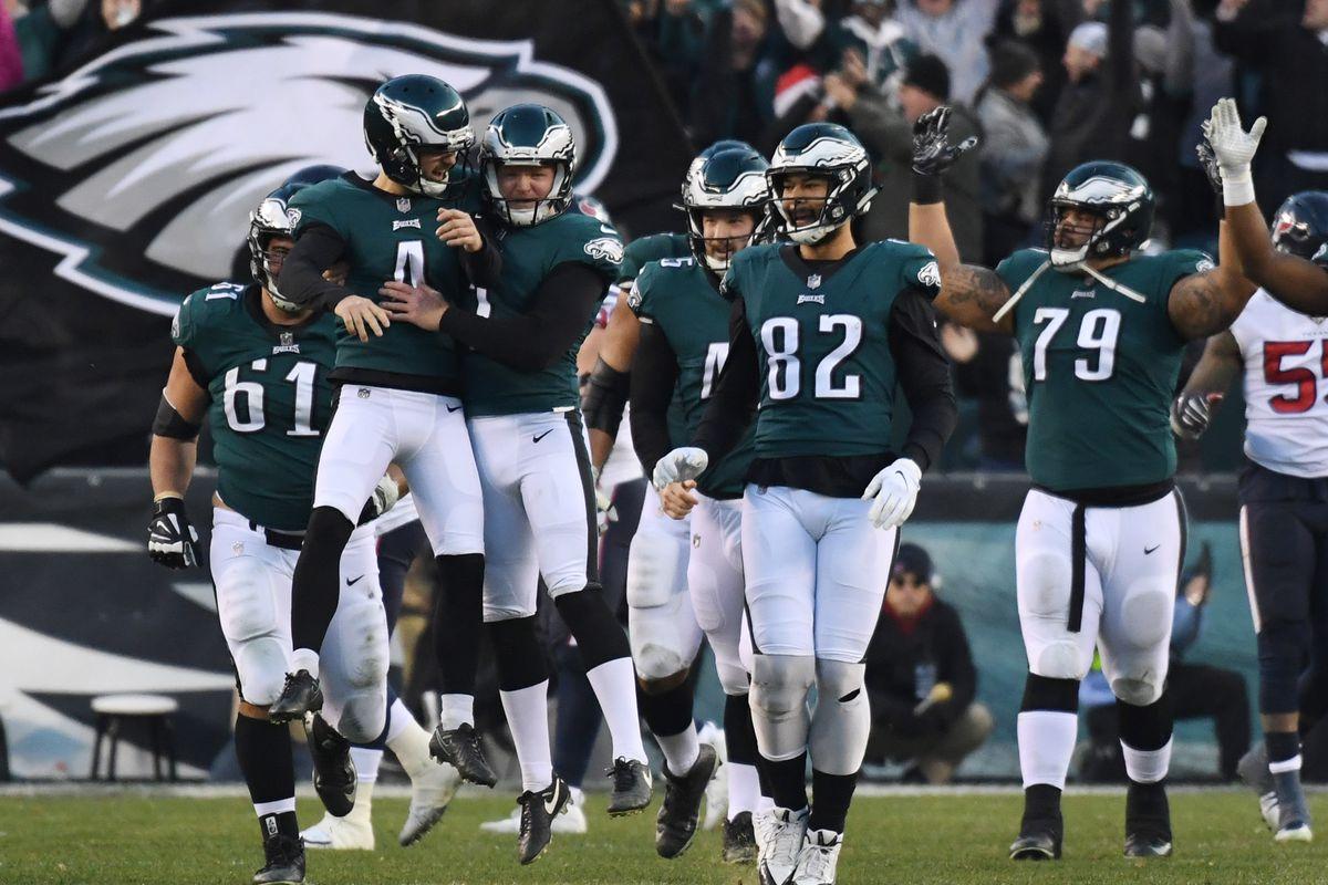 Uno sguardo al 2018: Philadelphia Eagles