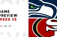 [NFL] Week 15: Preview San Francisco 49ers vs Seattle Seahawks