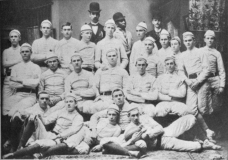 1892 auburn tigers football team