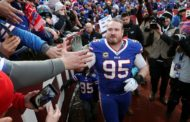 Grazie di tutto Kyle Williams