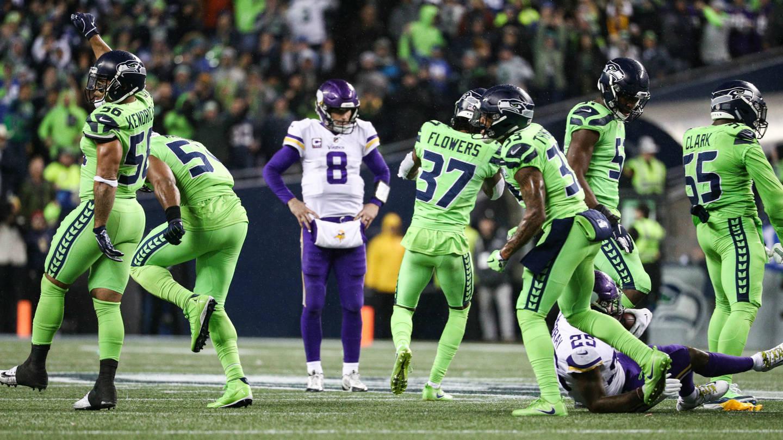 [NFL] Week 14: Difesa sugli scudi (Minnesota Vikings vs Seattle Seahawks 7-21)