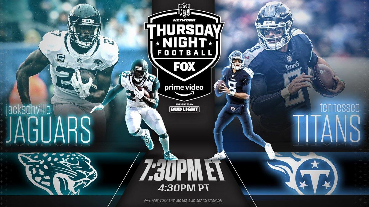 [NFL] Week 14: Qualche informazione su Jacksonville Jaguars vs Tennessee Titans