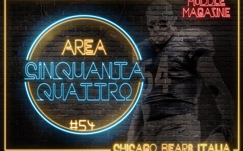 AREA 54: Early Fantasy Bears 2019