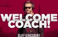 Kliff Kingsbury è il nuovo Head Coach degli Arizona Cardinals