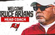 Bruce Arians è il nuovo Head Coach dei Tampa Bay Buccaneers