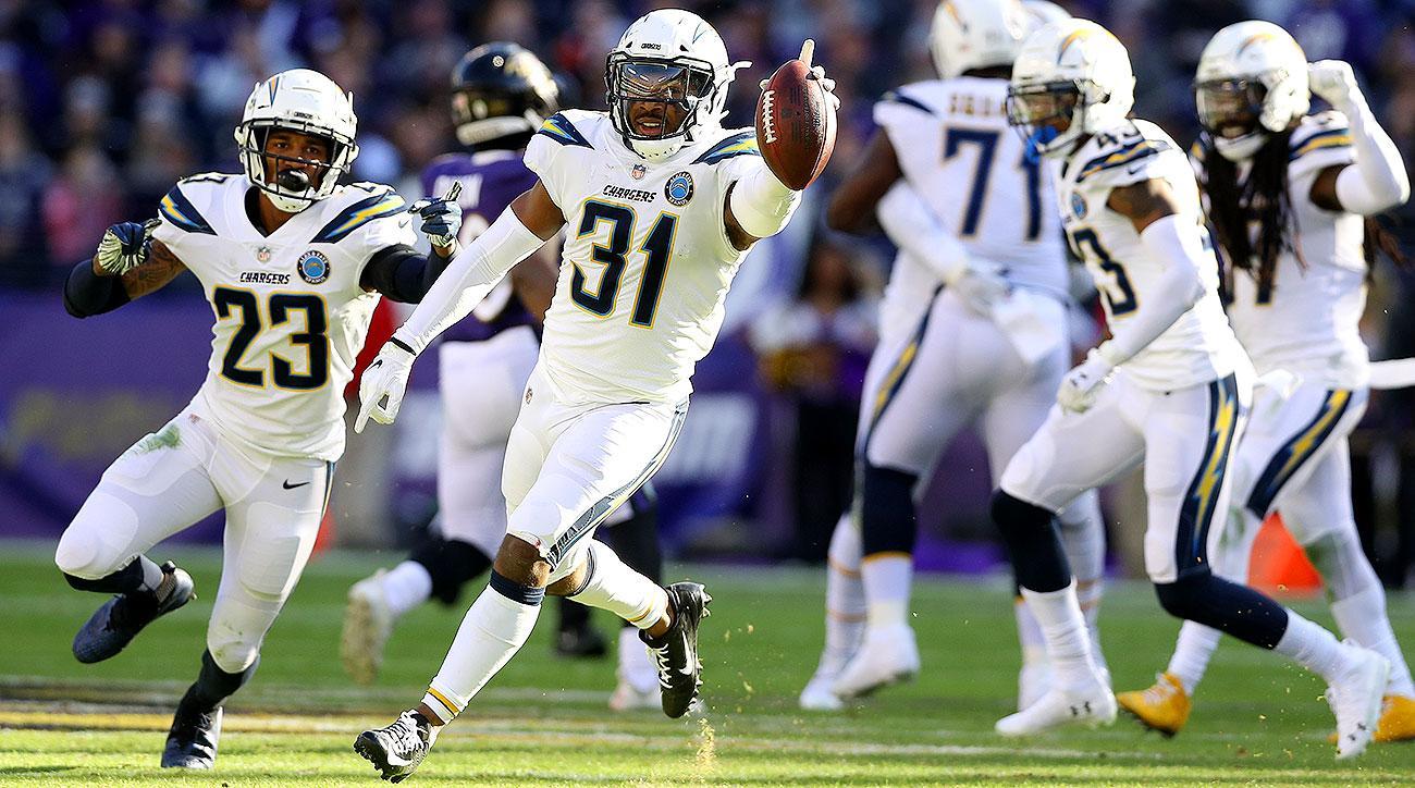 [NFL] Wild Card: Avanti a tutto calcio (Los Angeles Chargers vs Baltimore Ravens 23-17)