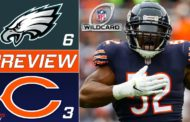 [NFL] Wild Card: Preview Chicago Bears vs Philadelphia Eagles