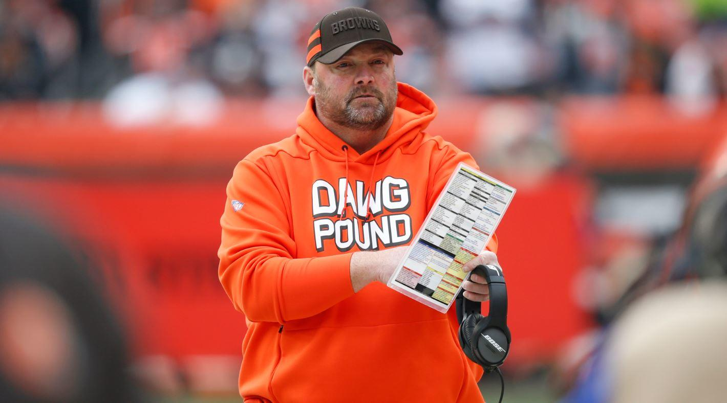 Freddie Kitchens è il nuovo Head Coach dei Cleveland Browns