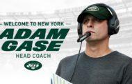Adam Gase è il nuovo Head Coach dei New York Jets