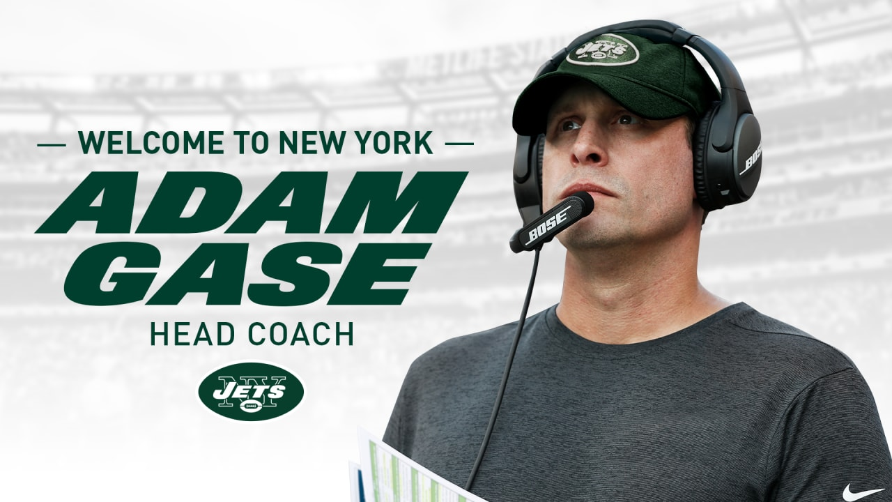 Adam Gase è il nuovo Head Coach dei New York Jets