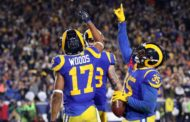 [NFL] Divisional: Rushing game (Dallas Cowboys vs Los Angeles Rams 22-30)