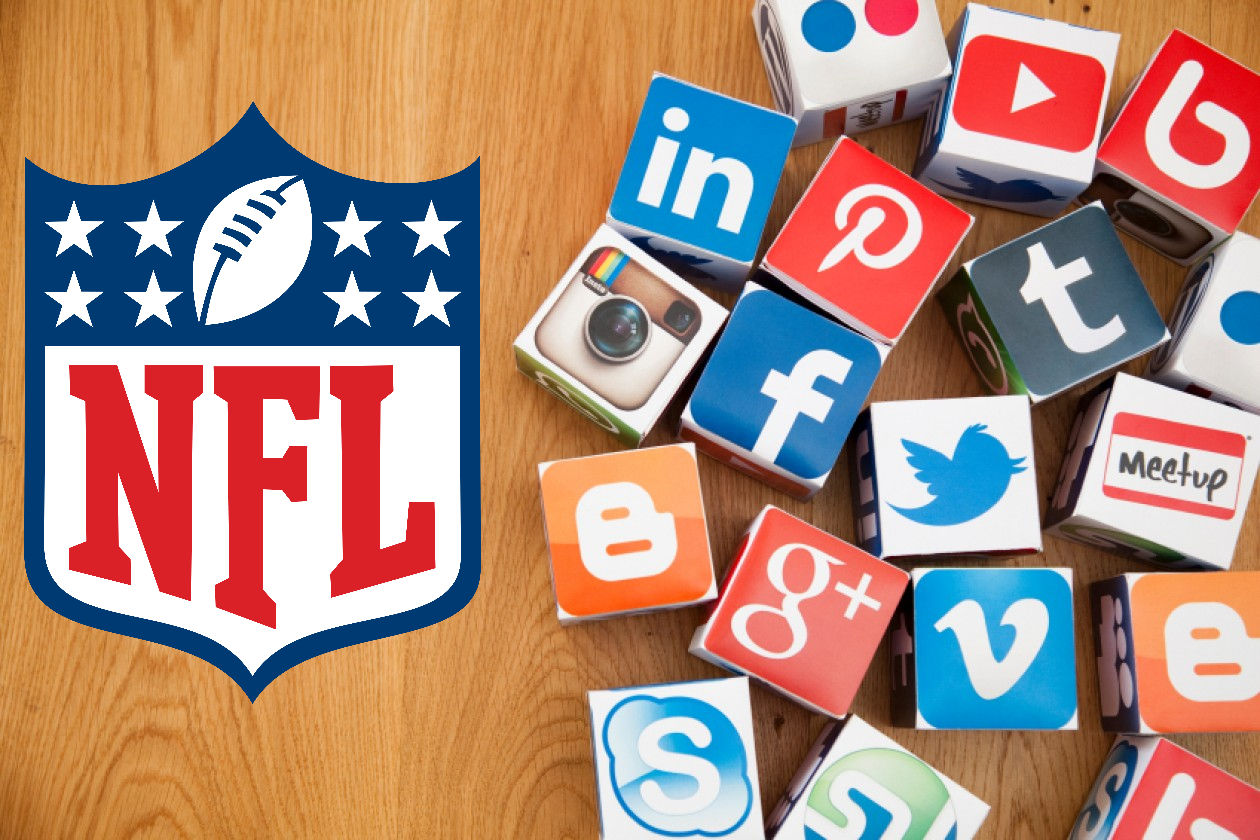 Le squadre NFL e i social media