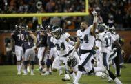 [NFL] Wild Card: Vince l'upright (Philadelphia Eagles vs Chicago Bears 16-15)