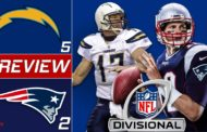 [NFL] Divisional: Preview Los Angeles Chargers vs New England Patriots