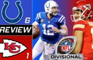 [NFL] Divisional: Preview Indianapolis Colts vs Kansas City Chiefs