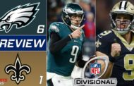 [NFL] Divisional: Preview Philadelphia Eagles vs New Orleans Saints