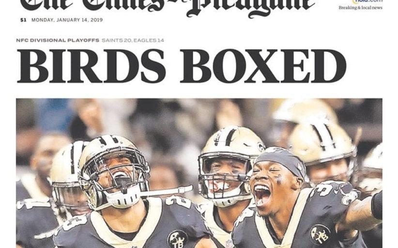 [NFL] Divisional: Le prime pagine dei giornali