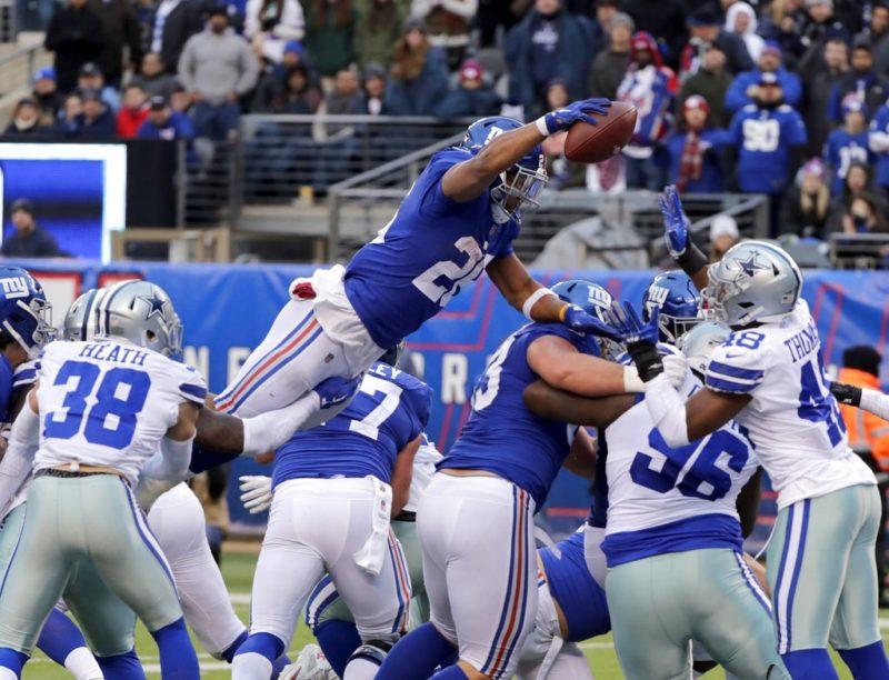 Saquon Barkley Giants