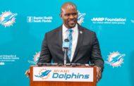 Brian Flores è il nuovo Head Coach dei Miami Dolphins