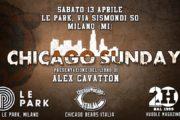 CHICAGO SUNDAY - 100 anni di Bears