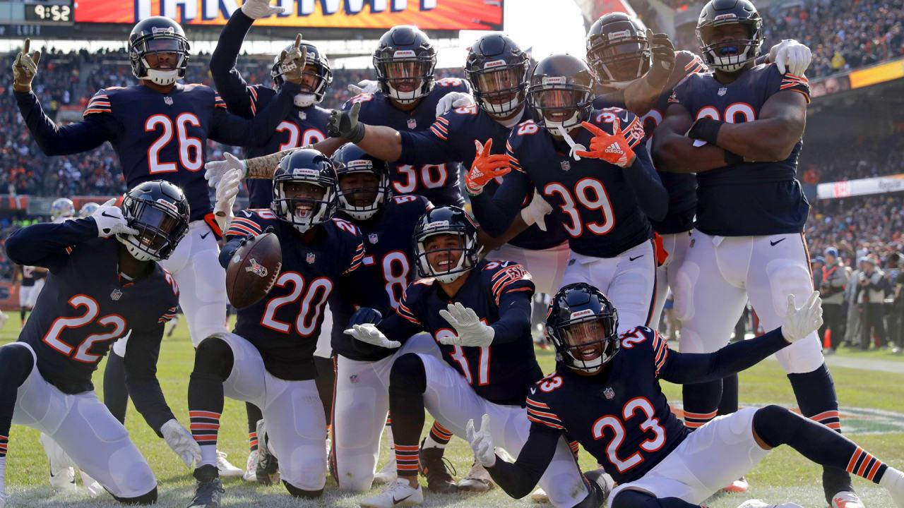 Uno sguardo al 2019: Chicago Bears