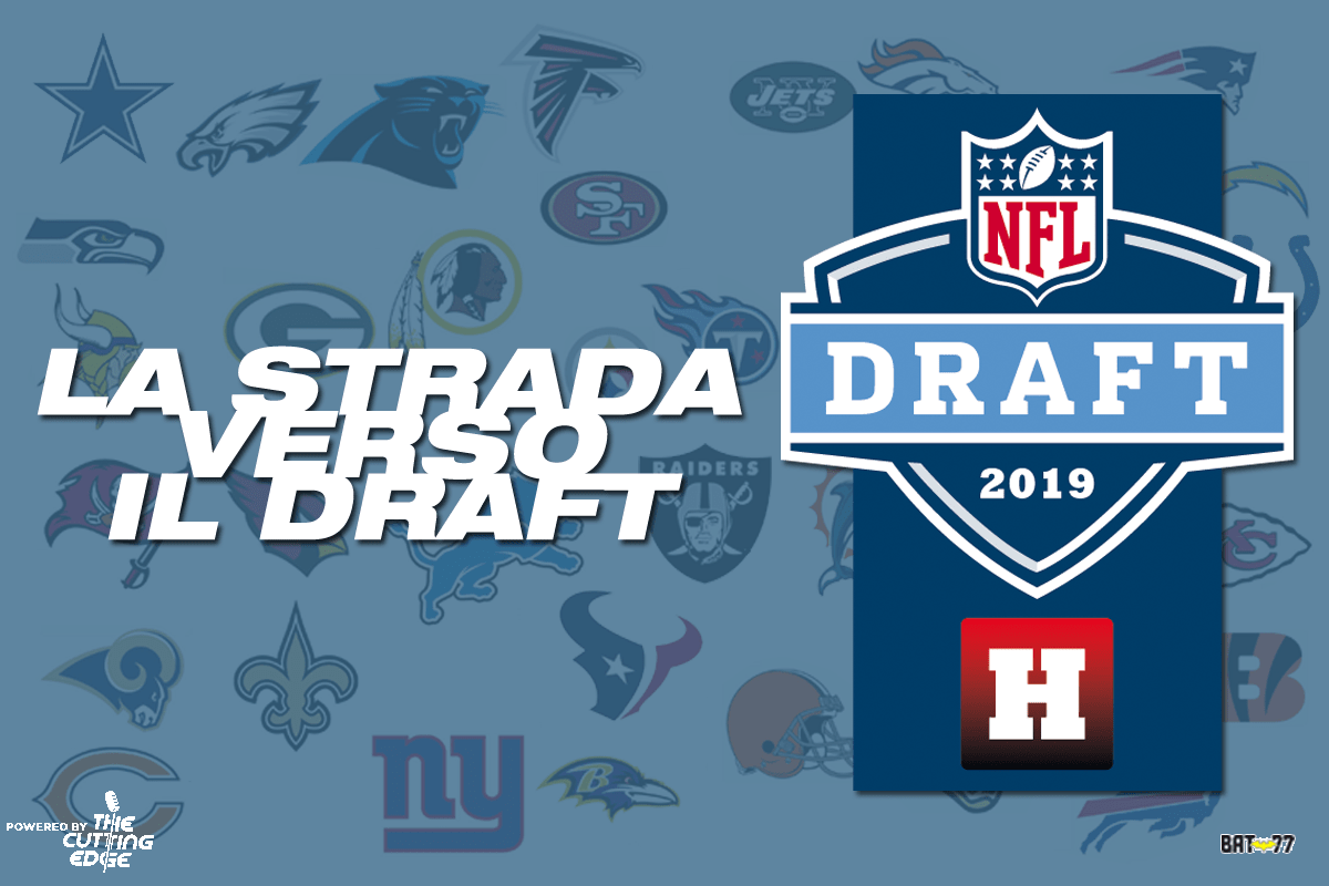 Podcast verso il Draft - Draft Night (live)