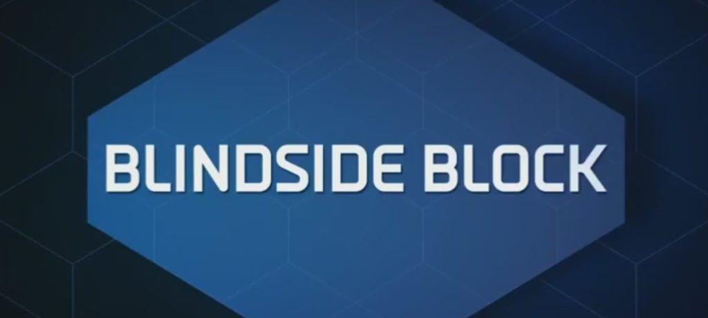 blindside block