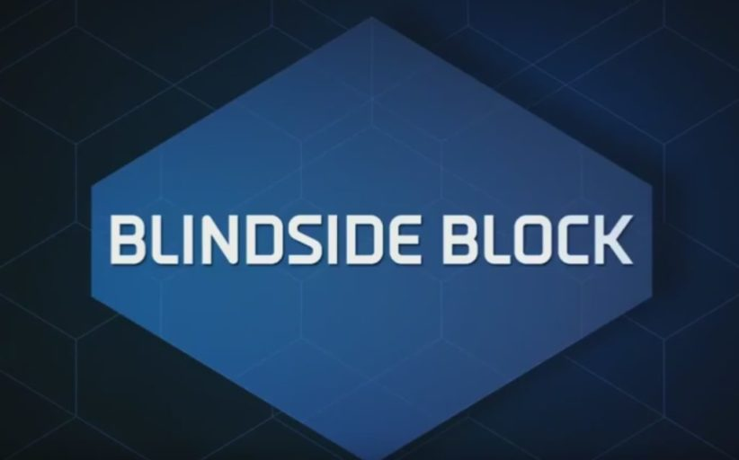 Il blindside block spiegato bene