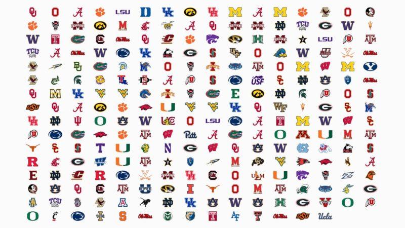 draft 2019 per college