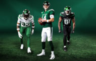 Le nuove divise dei New York Jets
