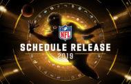 Il calendario della stagione 2019 della NFL